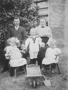 A6 gezin Willem Meijles
