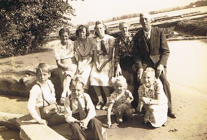 A7 gezin Klaas Meijles-Bouma