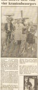 A7 Klaaske en Dirk. fiets