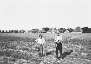 A8-Dirk Visser en zoon Piet. 1942