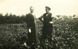 A8 Dirk Visser en Anna Meijles 1941