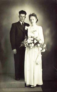 A8 huwelijk Wim en Ma