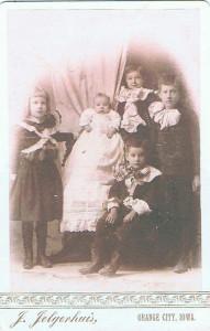 A8 kinderen van Neeltje Broekstra-Visser