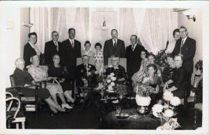 Gerrit en Jo Meijles 50 jaar gehuwd