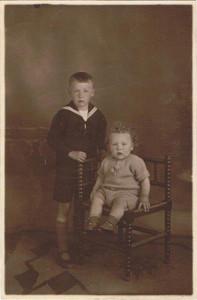 Gerrit en Lous Schoorl