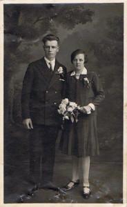 Klazien Dalenberg en Teun Paarlberg