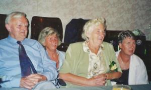 cor en vrouwtje_50 jaar getrouwd 2002