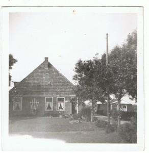 historie E'burg Selschardijk A49 huis van Gerrit Meijles en Jo van Dijk