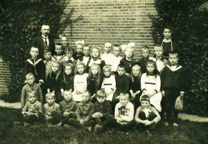 school-1918-19 Krabbendam