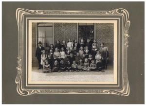 school Eenigenburg 1916