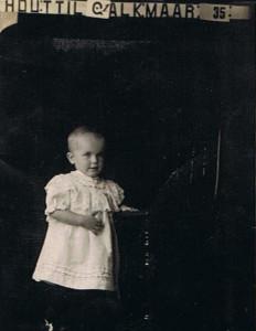 ABV Trijntje Visser Ddr 2 jaar oud (1915)