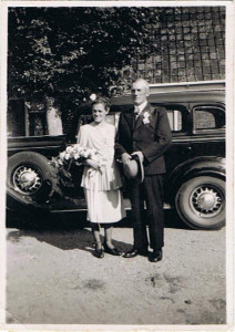 Trijn Visser Klaas Kossen 13/08 1947