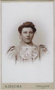 Alida Visser zus van Dirk