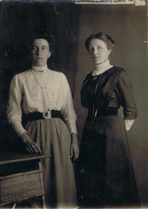 Alida en Neeltje Visser