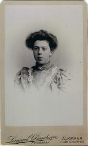 Anna Meijles 1885-1942 jaar of 18