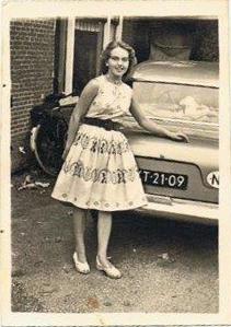 Eenigerburger kermis 1958