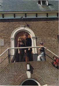 Marlene en Dick 20-04 1976