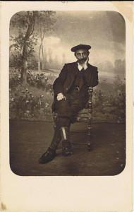 Pieter Visser Czn broer van Dirk