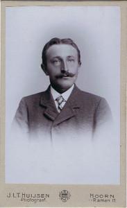 Pieter Visser1886- 1923