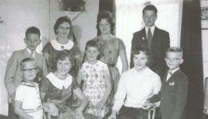 historisch eenigenburg kinderen blom gieling ±1960