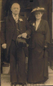 opa oma Bos Veenbrink sept. 1951