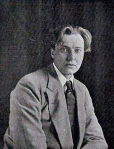 1916 Albert van Dalsum 27 jaar