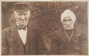 Trijntje Quant 1858-1943 en Jan Groot