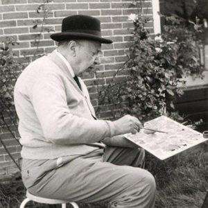 schilder Albert van Dalsum